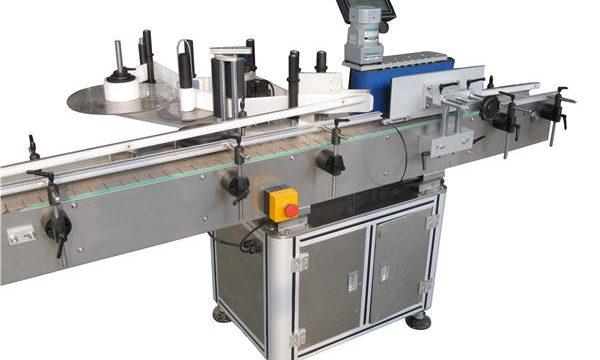 Производител на машина за автоматско етикетирање на тркалезна шипка за налепници