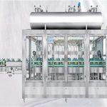 Мерење на ротациона машина за полнење на масла за масло