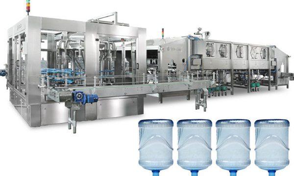 5 машина за полнење шишиња Галон