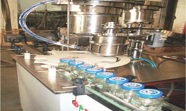 Линија за полнење мед од 50-500мл, машина за полнење мед, машина за пакување со мед