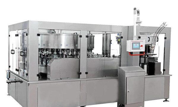 Алуминиум може да се наполни машина за енергетски пијалок мек пијалок