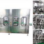 Автоматска машина за полнење шише со шише за вино во водка