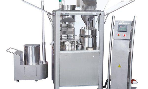 Автоматска машина за полнење капсули за полнење капсула за полнење прав