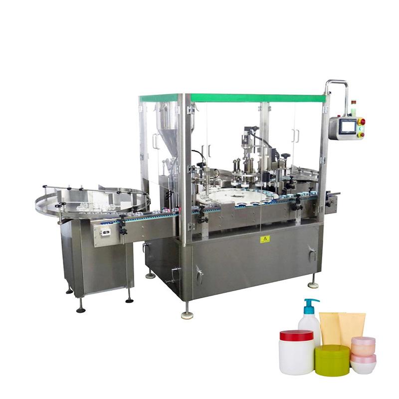 Автоматска машина за полнење и затворање крем