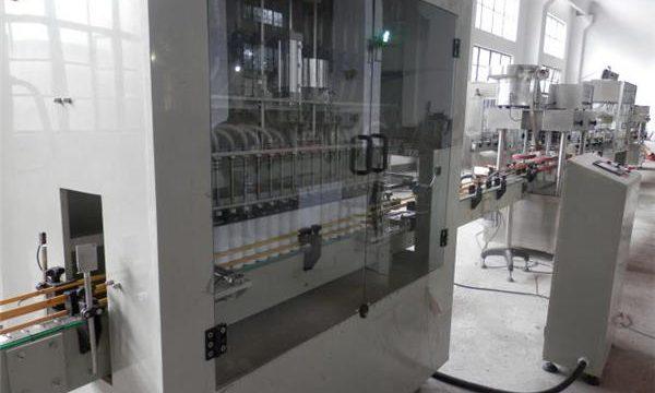 Целосна автоматска машина за полнење белило од не'рѓосувачки челик