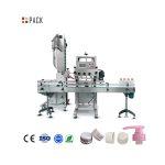 Комплетна автоматска стаклена шише за покривање машина за шампон