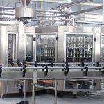 Автоматска опрема за капаци за пополнување шише со шише од 250мл