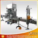 Автоматска машина за полнење со течни средства за чистење накит