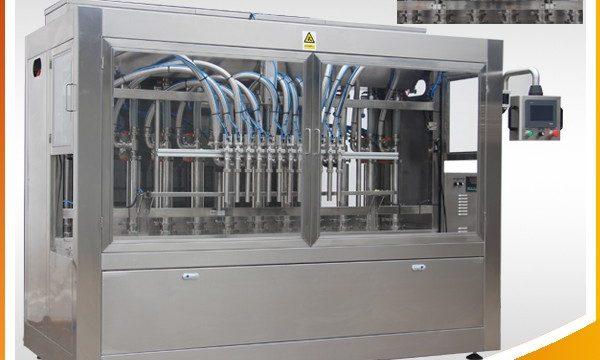 Автоматска машина за козметички парфеми за полнење со течни шишиња во шишиња