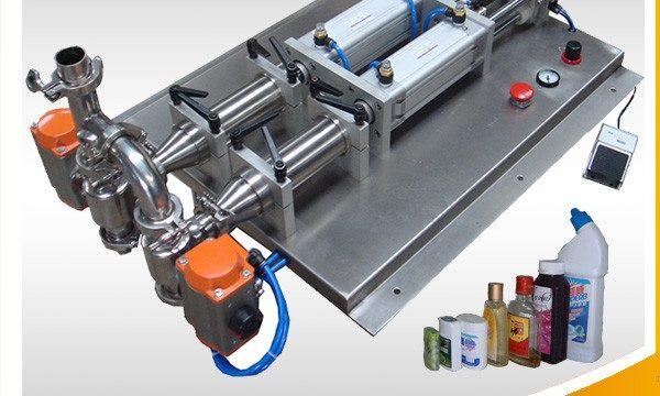 Производител на производи цени на малите шишиња за полнење шишиња во Кина