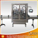 Автоматско маслиново масло и крем и течна машина за полнење