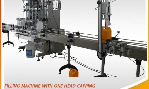 Опрема за полнење Тип на машина за полнење со течна уста со ниска цена