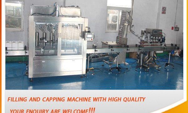 Целосна автоматска машина за полнење нафта со висока моќност од 5 литри