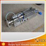 Полуавтоматска машина за полнење на клипот Идеална машина за полнење на масло