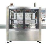 Комплетна автоматска 10 глави машина за полнење со козметички крем