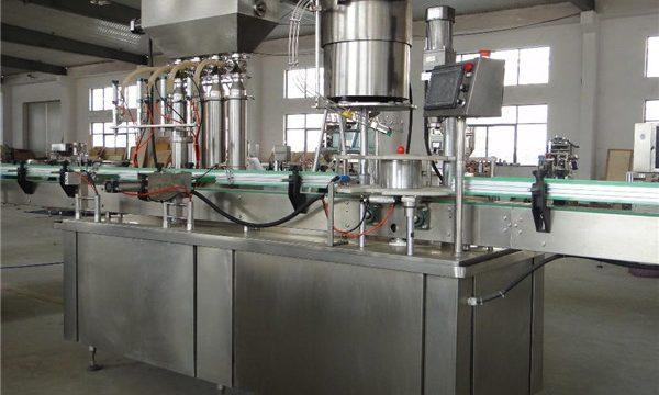Машина за пополнување на високо-технолошки производители на кокосово масло за производство на конкурентност
