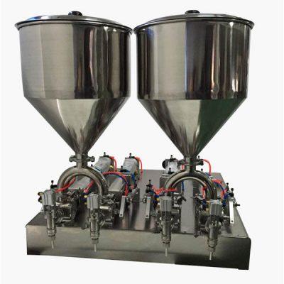 Издржлива полу-автоматска машина за полнење крем