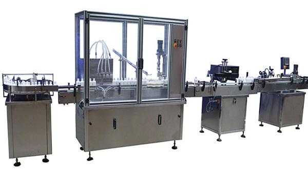 Целосна автоматска машина за навртување на завртки