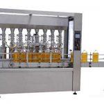 Машина за полнење со автоматско подмачкување со висока прецизност / машина за полнење со масло за јадење, 2000ml-5000ml