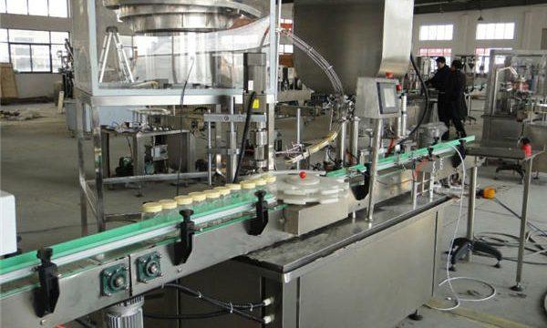 Лунаган машина за полнење мед од цвеќиња