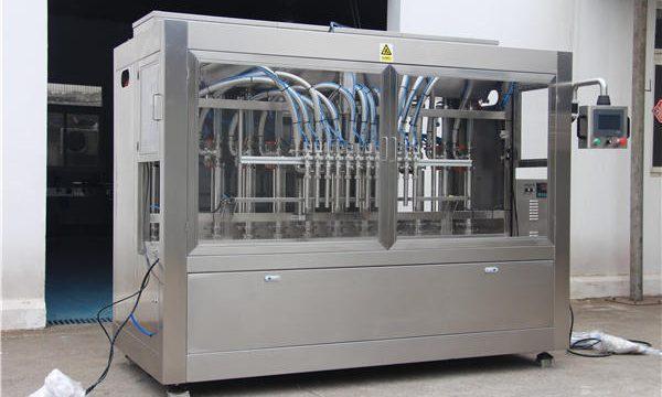 Целосно автоматска машина за полнење мед во шишиња