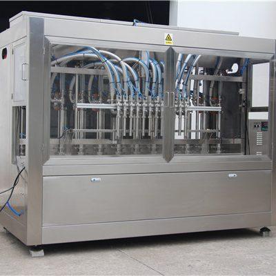 Комплетна автоматска машина за полнење нафта со голема брзина