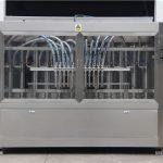 Набавка на автоматска машина за полнење со шампон цена