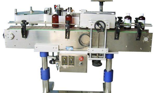 Автоматска тркалезна машина за обележување на шишиња за шипки за лименки