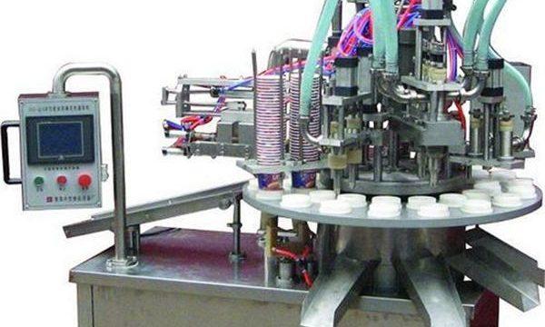 Автоматска козметичка маст / машина за полнење крем