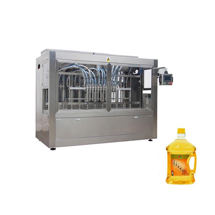 8000BPH машина за полнење автоматско масло за кокос