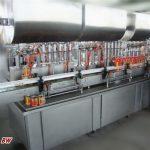 Автоматско пополнување дво-глава за полнење со чили паста