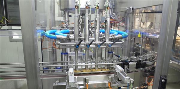Автоматска машина за полнење домати со висока ефикасност