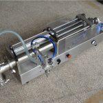 Производител на машина за полнење со полу-автоматско шампон